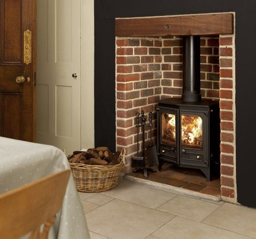 CHARNWOOD COUNTRY 6 WOODBURNING STOVE | eBay