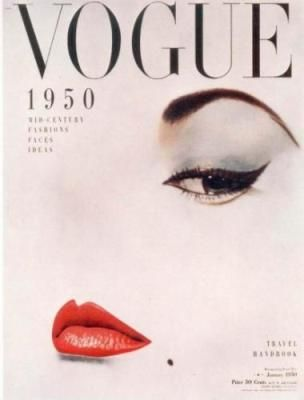 Classic Vogue Cover