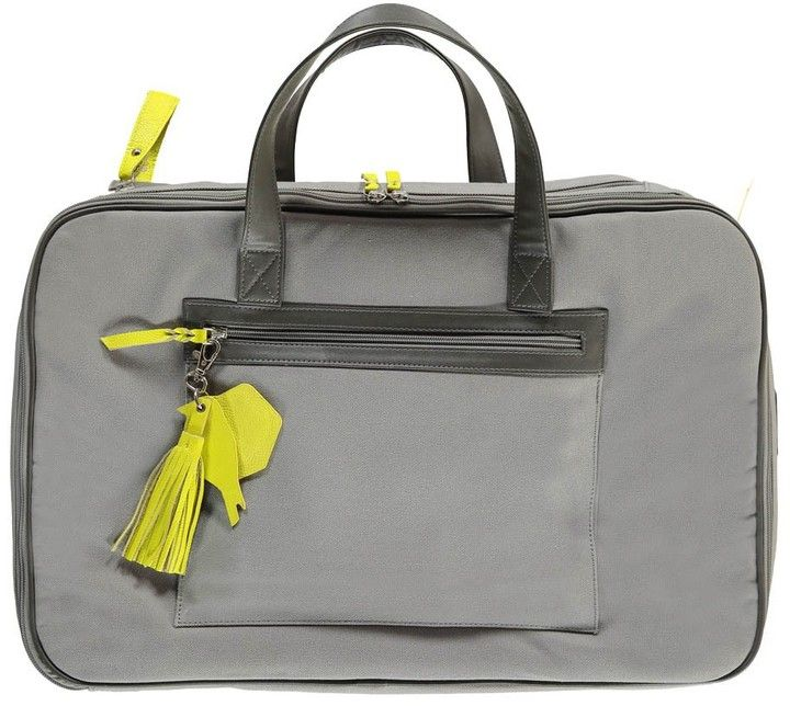 SWEETCASE chic maternity suitcase - With triangles inside