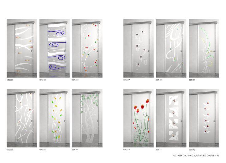 altri modelli..... eseguiamo lavori anche su disegni personalizzati http://www.portebelle.com