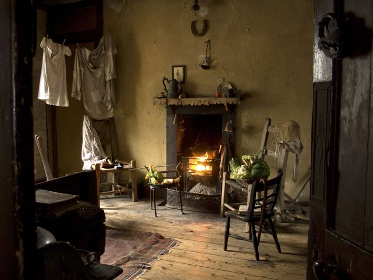 9 best 18th century homes images on pinterest colonial for 18th century farmhouse interiors