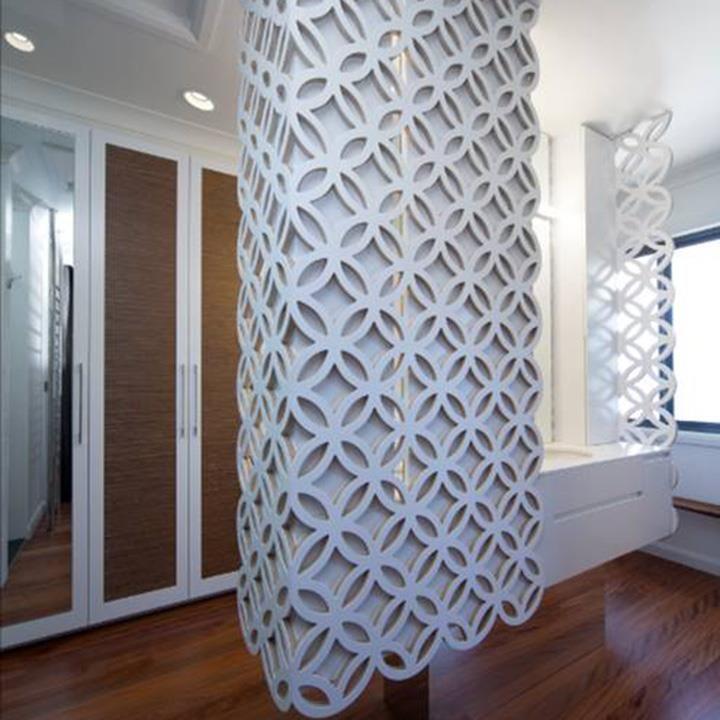 Vedic Screen Residential Bathroom - Baresque