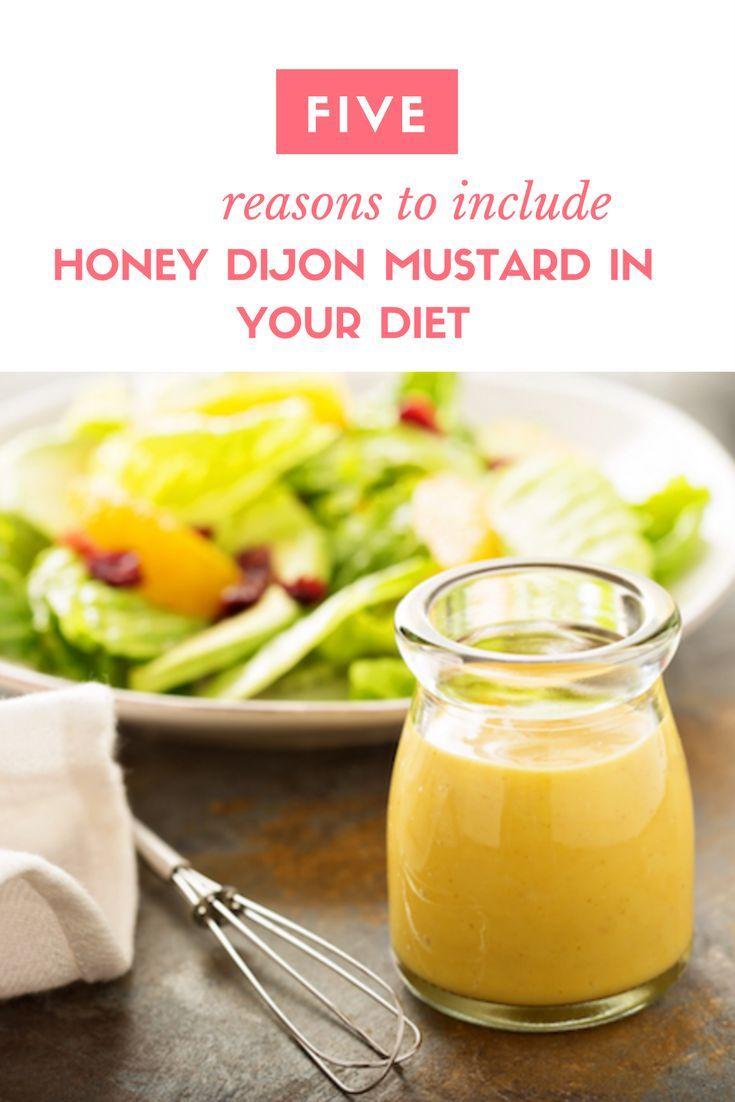 include honey dijon mustard in diet