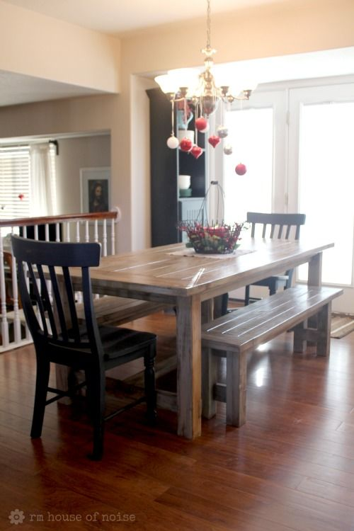 more instructions on the ana white farmhouse table