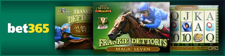 The Cheltenham Festival is taking place this week and you can celebrate at bet365 Casino by playing Frankie Dettori's Magic Seven slot game: http://www.casinomanual.co.uk/celebrate-cheltenham-festival-bet365-casino/