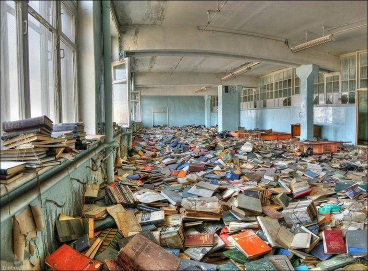 Libriary in Russia
