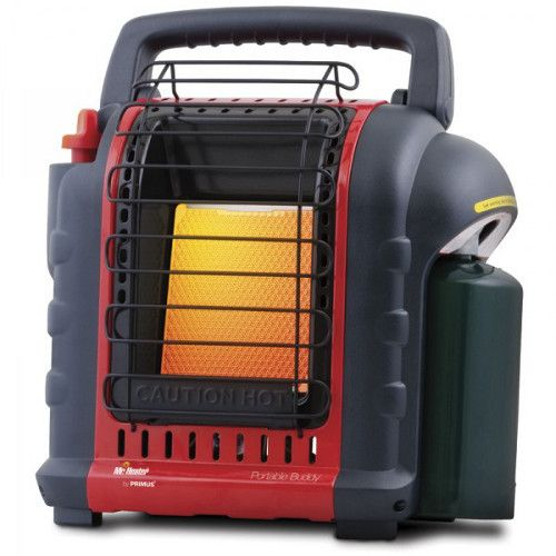 Mr Heater Portable Buddy - Portable Gas Heater - Tentworld