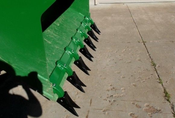 Tooth Bar For The H120 Loader On My John Deere 1025r