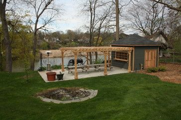 Garden Sheds - traditional - sheds - toronto - Summerwood Products
