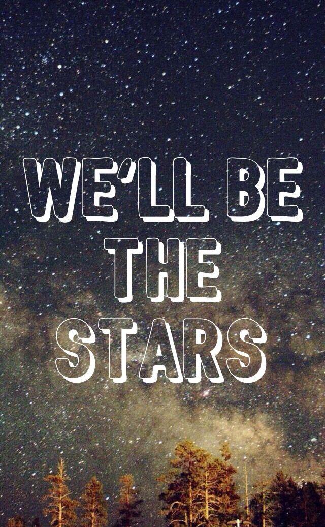 We'll Be the Stars. Sabrina Carpenter.