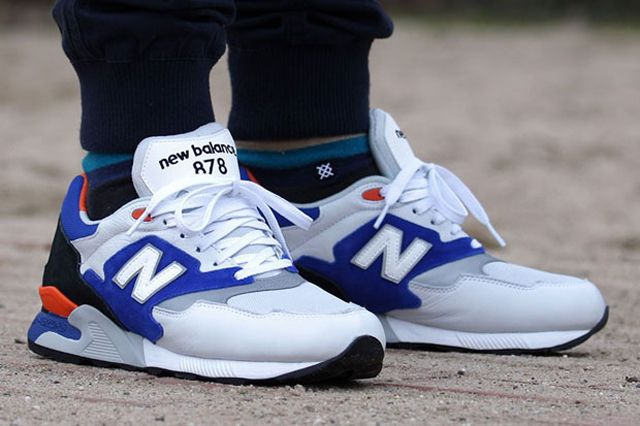 New Balance 878 Knicks   Tenis em 2019   Sneakers, New ...