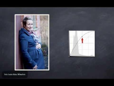 Grunderna i Photoshop CS5 - 25 Mer ljus med kurvor