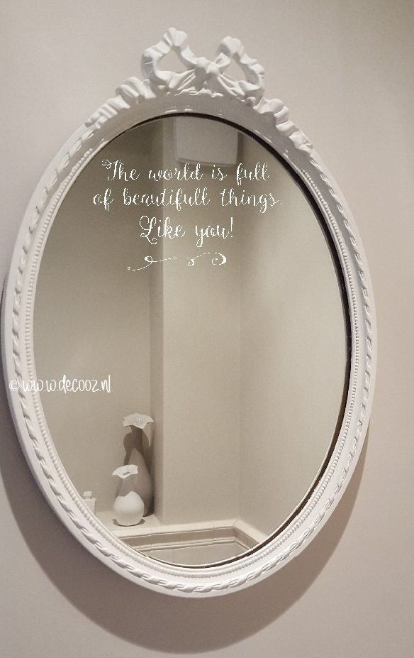 The world is full of beautifull things