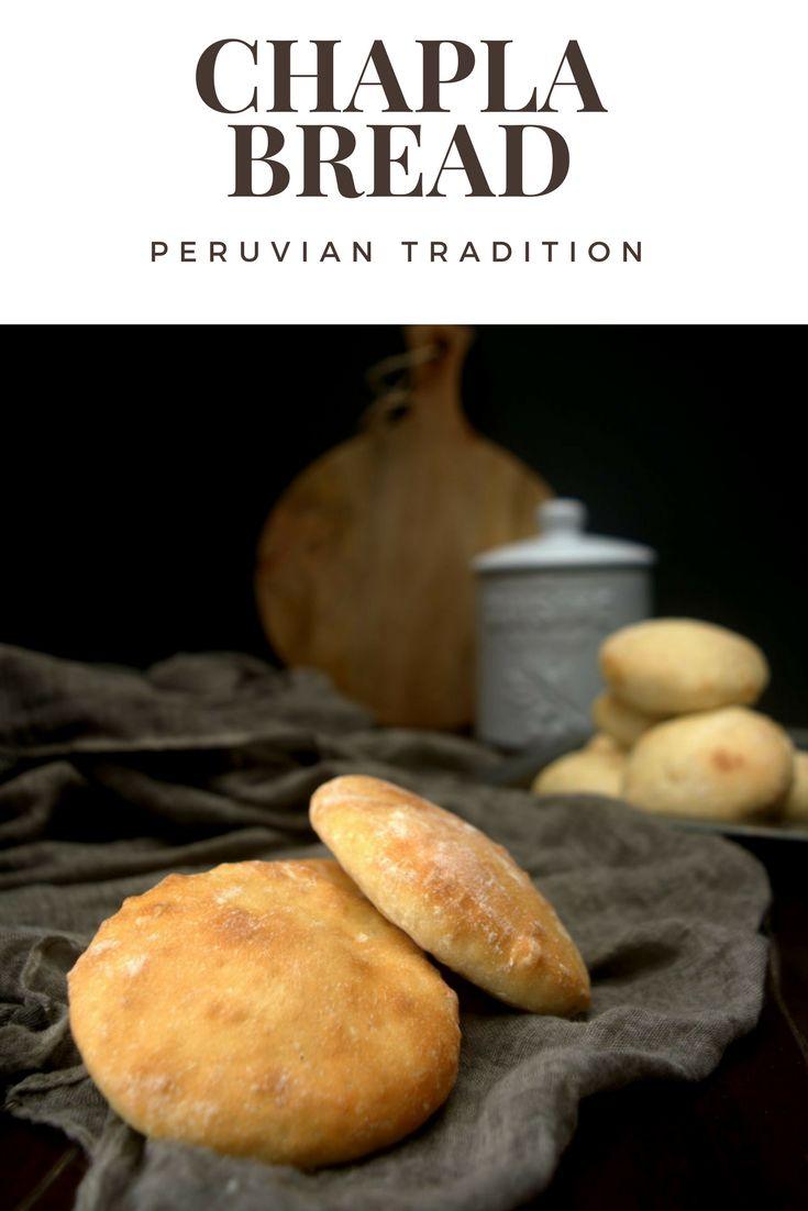 CHAPLA BREAD, A TRADITIONAL PERUVIAN BREAD  (Scroll down for the English recipe)     ¡Ufff! ¡¡Madre mía!! Hace más de dos meses que no te po...