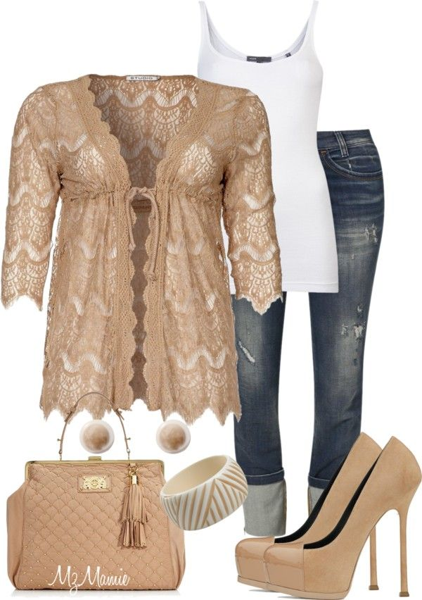 "Love this sweater ""Untitled #170"" by mzmamie on Polyvore"
