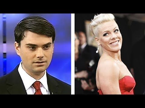 'What Is Wrong With You?' - Ben Shapiro Educates Singer Pink
