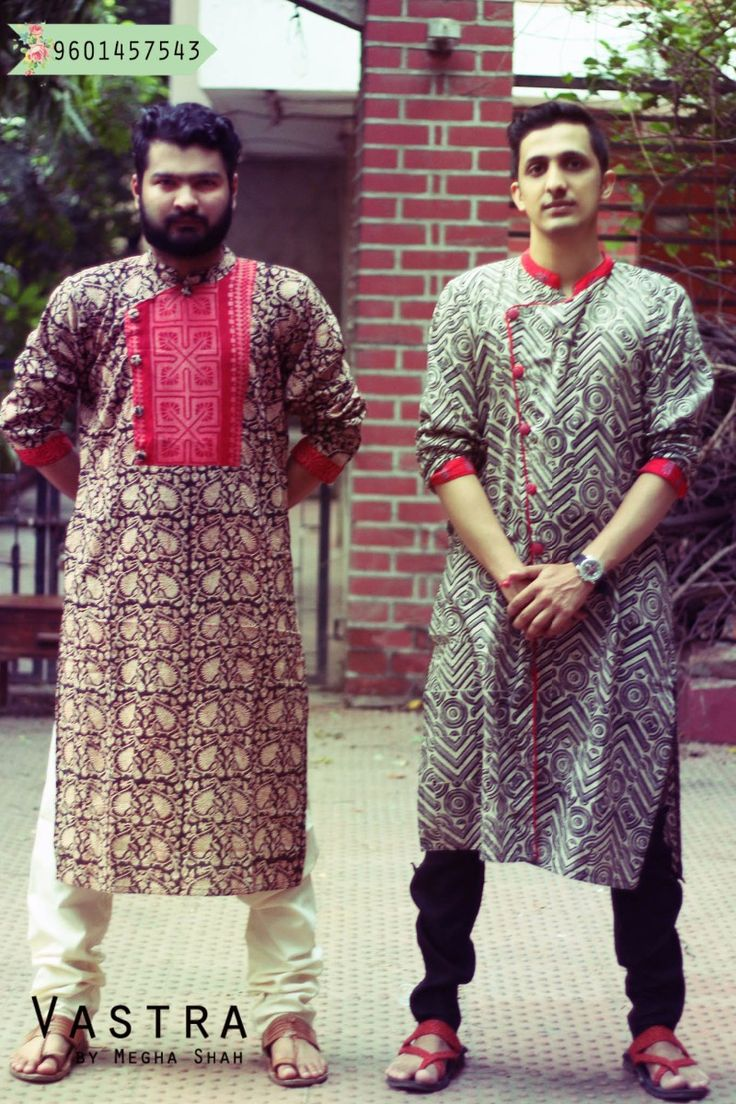 For the 1st time CityShor presents KURTAS for men by VASTRA