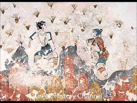 Ιστορία Τρίτης Δημοτικού: Η τέχνη των Κυκλαδιτών
