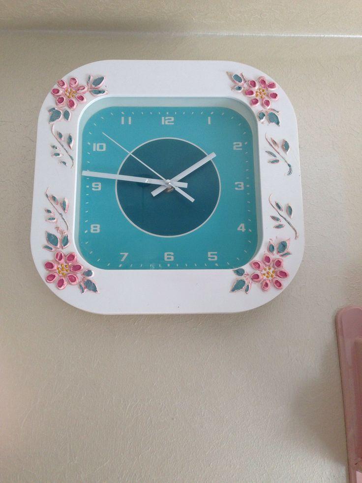 Eski saatim yenilendi