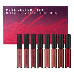Pure Velours Lips - Zestaw szminka do ust marki Zoeva na Sephora.pl