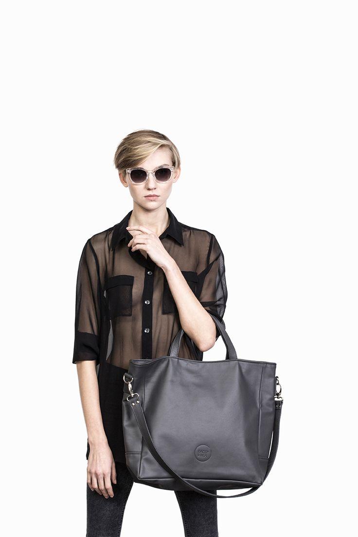 #bagsbylenka LAVA GRAPHITE / www.bagsbylenka.com