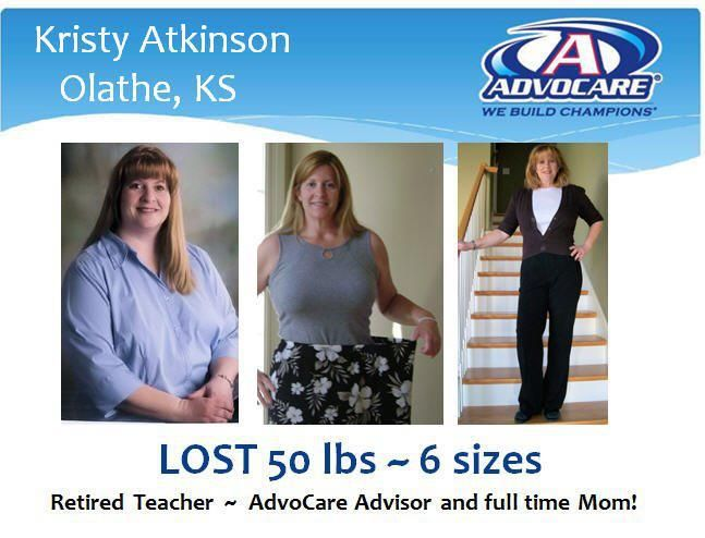 AdvoCare is truly a blessing in people's lives. Get on team AdvoCare today and see how it can change your life and your family's life. www.buildyourhopesanddreams.com