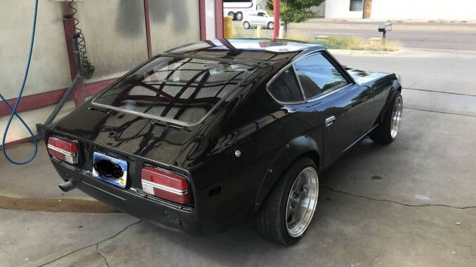 Modded 1971 W Matching Numbers In Denver Co Datsun 240z Nissan Z Cars Buy Used Cars