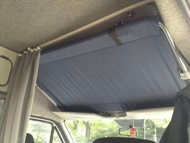 High cab bunk