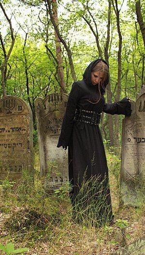 Image of Ritual Long Dress - S/M