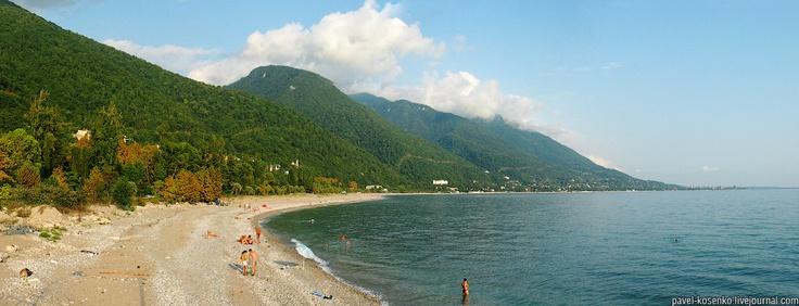 Abkhazia, Gagra