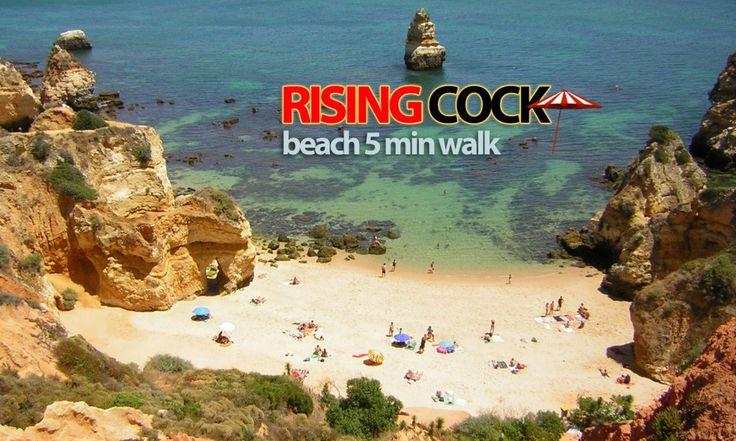 The Rising Cock Hostel Lagos Portugal