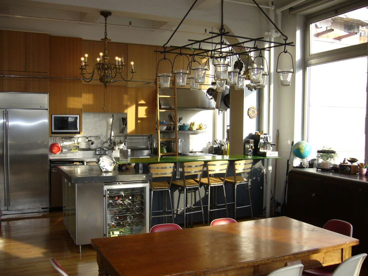 Loft living, NYC! Enormous apt just off Times Square/theater district