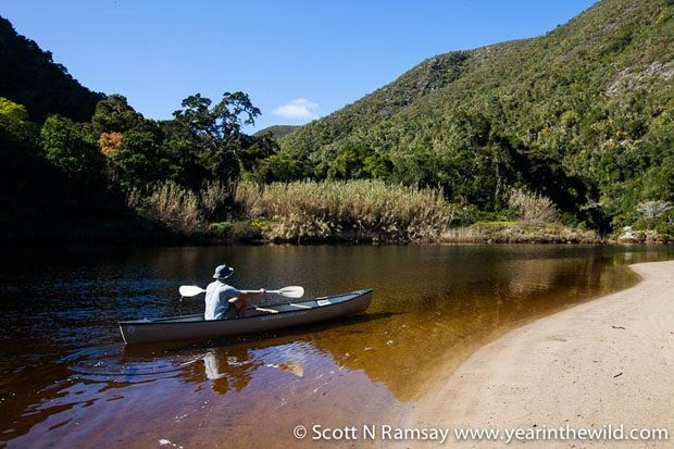 The Whiskey Trail in  Keurbooms, along the Garden Route.