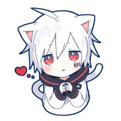 Neko!Mafu too cuuteeee~~~~~~