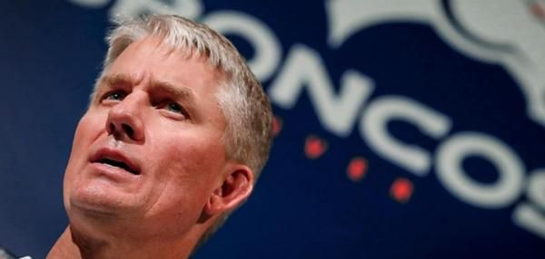 The Denver Broncos have elected to fire offensive coordinator Mike McCoy.