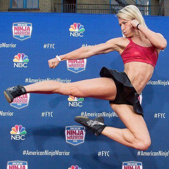 Jessie Graff Talks Ninja Warrior | Video