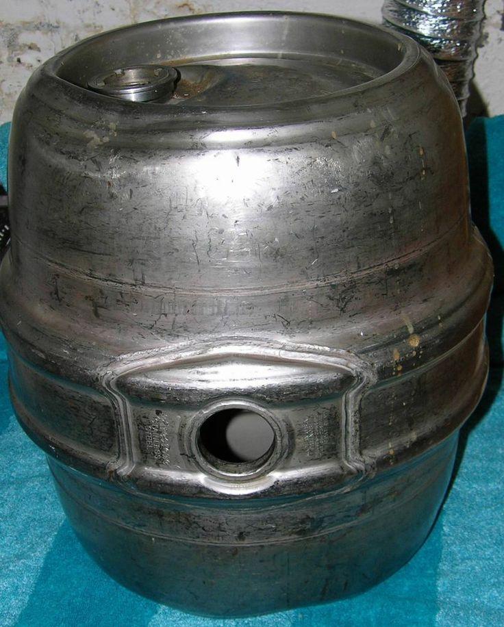 Vintage Beer Keg 64