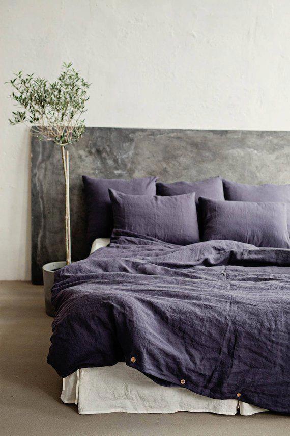 Best Linen Duvet Covers Decoholic Purple Bedding Purple Bedding Sets Bed Linen Sets