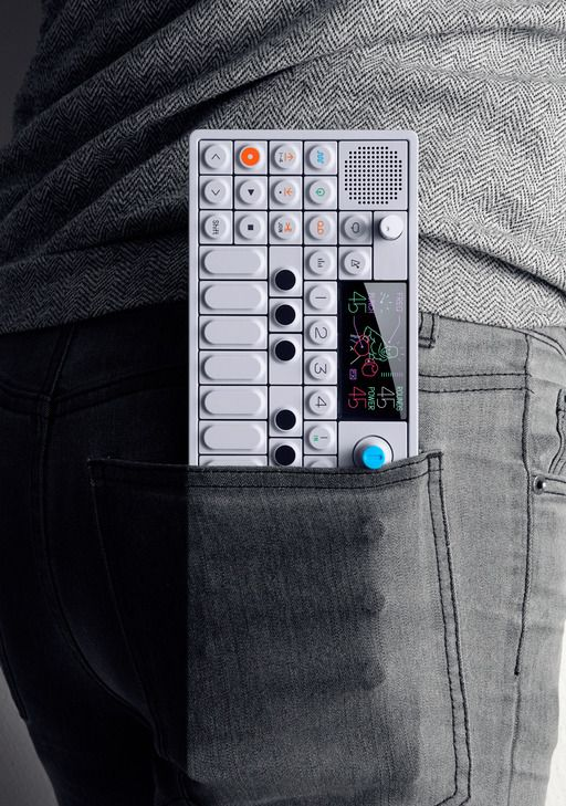 OP-1, Teenage Engineering