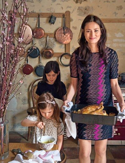 How to entertain with the style and class of a French girl, according to food pro, Mimi Thorisson.