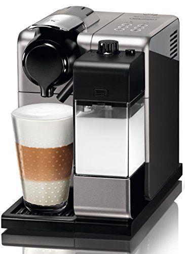 DeLonghi  Nespresso Lattissima Touch Silver Coffee Pod Machine(EN550.S) No description (Barcode EAN = 8004399329157). http://www.comparestoreprices.co.uk/december-2016-3/delonghi-nespresso-lattissima-touch-silver-coffee-pod-machine-en550-s-.asp