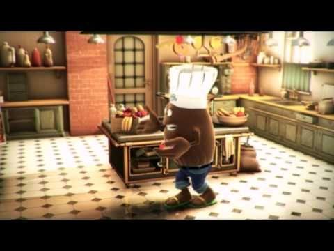 Tibi Cocoa Beans//Ionart Studio