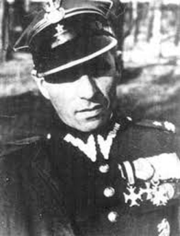 Allied leaders - Henryk Sucharski (1898–1946) was a Polish military officer and a major in the Polish Army. At the outbreak of World War II, he was one of the commanders of the Westerplatte position in Danzig, which troops under his command defended for seven days against overwhelming odds. Sucharski survived the war and was posthumously promoted to the rank of general.