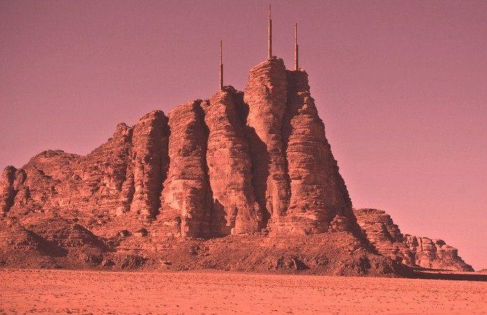 Секретные фотографии НЛО и артефактов на Марсе, ранее не публиковавшиеся. Что Национальное Агентство Космонавтики США обнаружило на Марсе на самом деле - Сфотографировать призраков и НЛО