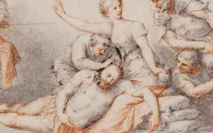 """""""Ribera. Maestro del dibujo"""" en el Museo del Prado de Madrid"""