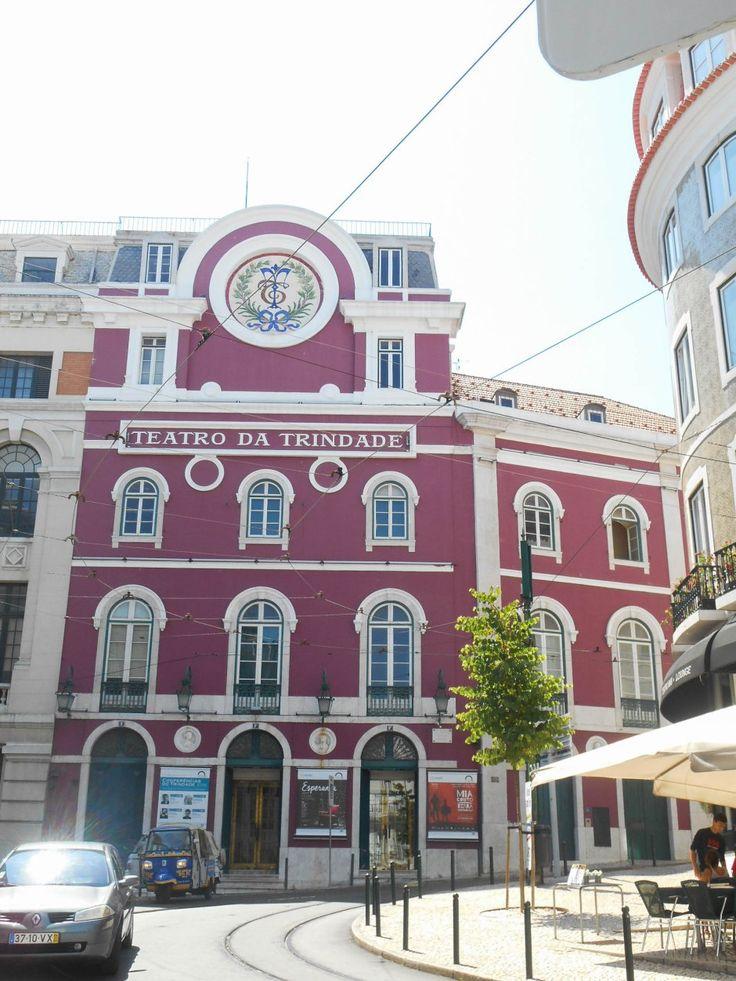 Lisbonne : les quartiers du Chiado et du Bairro Alto