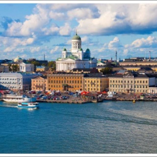 Helsinki, Findland.