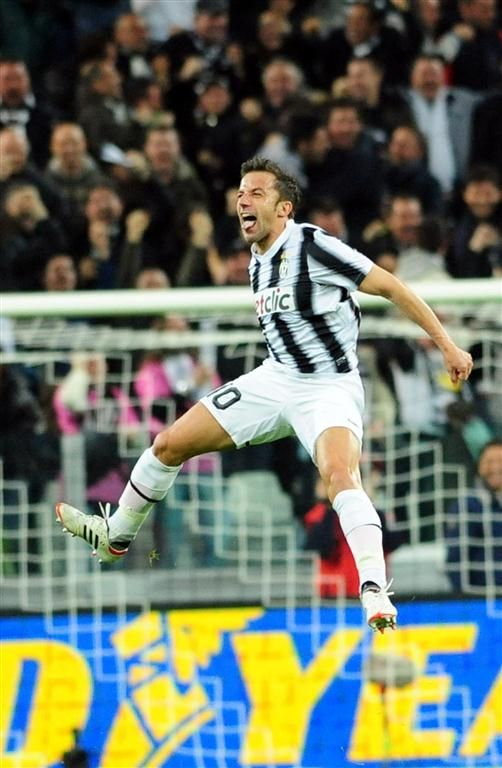 Alessandro Del Piero - the best player ever at Juventus