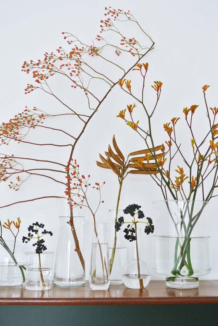 Zo style je een herfstboeket, fotografie & styling: Marij Hessel