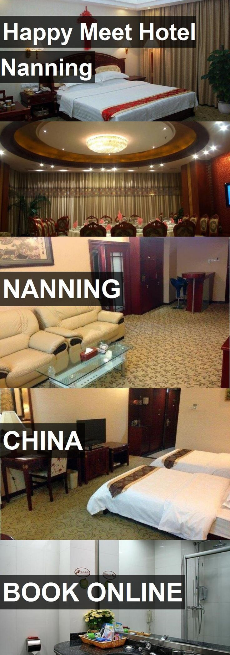 Happy Meet Hotel Nanning in Nanning, China. For more information, photos, reviews and best prices please follow the link. #China #Nanning #travel #vacation #hotel